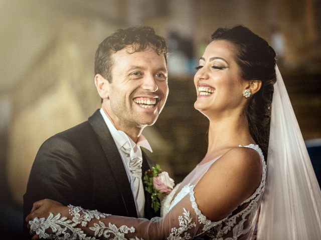 Il matrimonio di Iside e Salvatore a Piazza Armerina, Enna 133