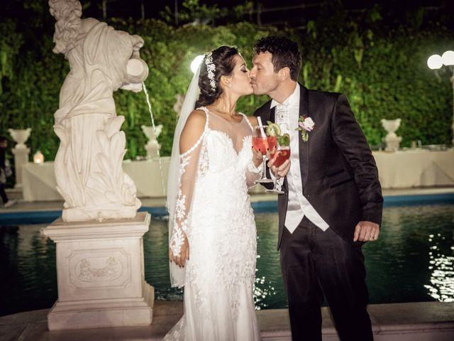 Il matrimonio di Iside e Salvatore a Piazza Armerina, Enna 134
