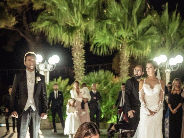 Il matrimonio di Iside e Salvatore a Piazza Armerina, Enna 135