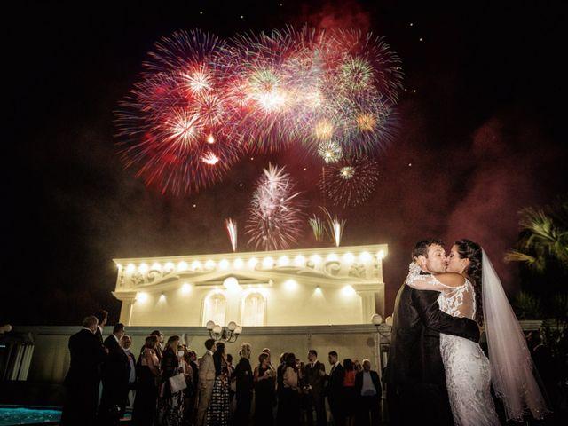 Il matrimonio di Iside e Salvatore a Piazza Armerina, Enna 136