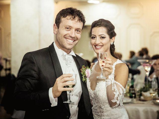 Il matrimonio di Iside e Salvatore a Piazza Armerina, Enna 143