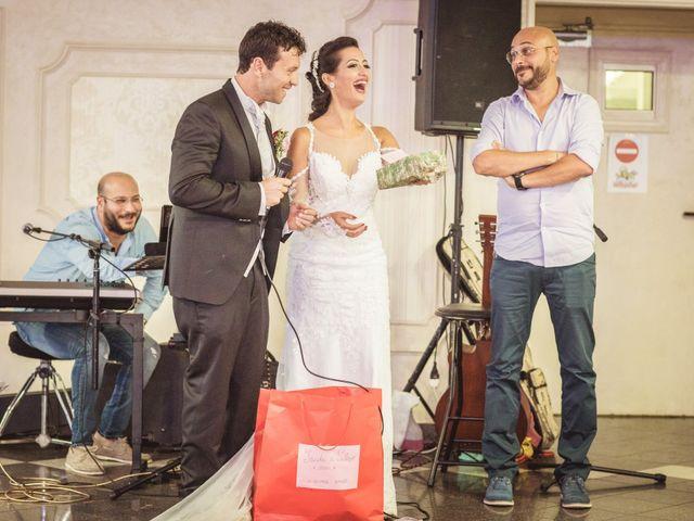 Il matrimonio di Iside e Salvatore a Piazza Armerina, Enna 147