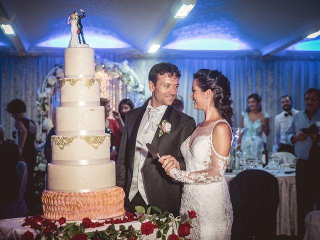Il matrimonio di Iside e Salvatore a Piazza Armerina, Enna 149