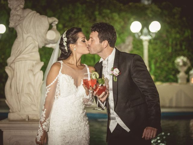 Il matrimonio di Iside e Salvatore a Piazza Armerina, Enna 152