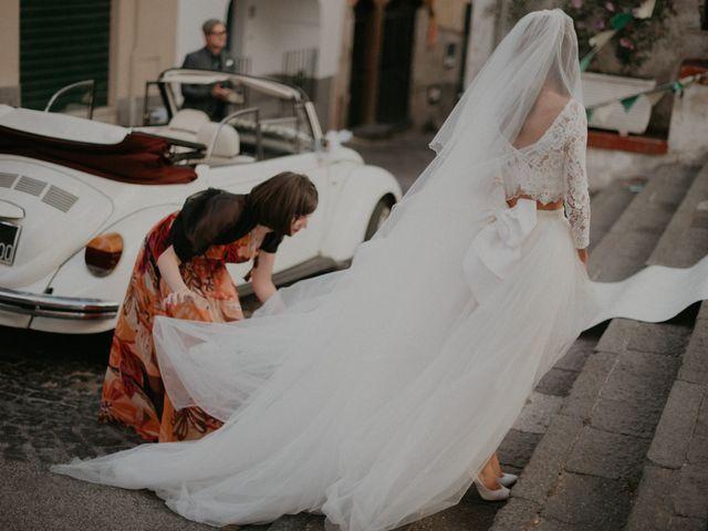 Il matrimonio di Nicolò e Daniela a Bacoli, Napoli 53