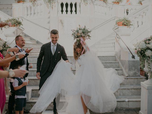Il matrimonio di Nicolò e Daniela a Bacoli, Napoli 80