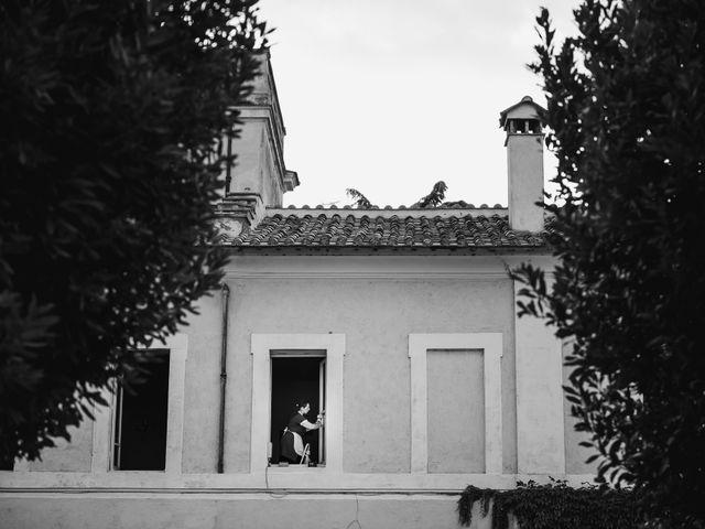 Il matrimonio di Federico e Michela a Roma, Roma 2