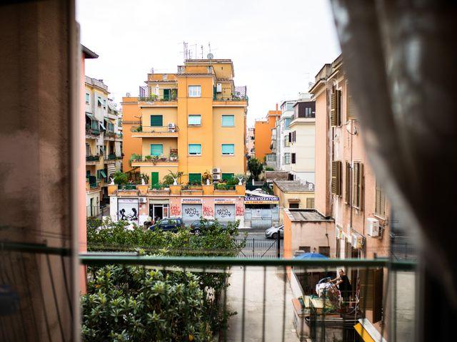 Il matrimonio di Federico e Michela a Roma, Roma 16