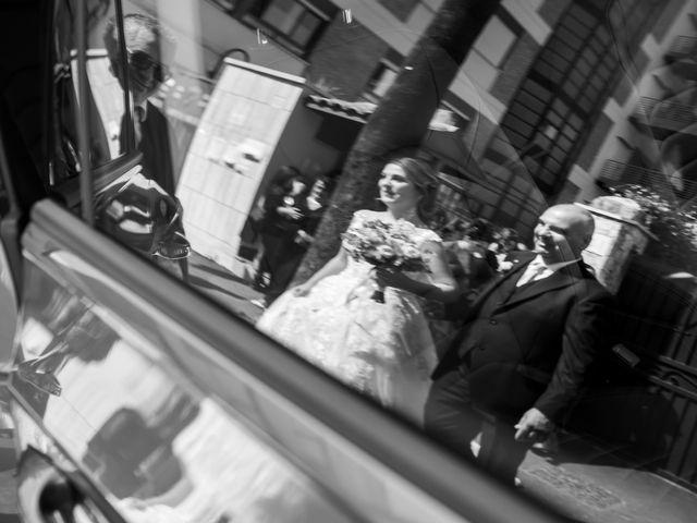 Il matrimonio di Federico e Michela a Roma, Roma 40