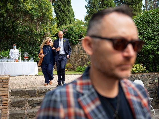Il matrimonio di Federico e Michela a Roma, Roma 42