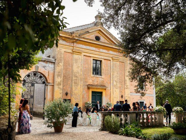 Il matrimonio di Federico e Michela a Roma, Roma 44