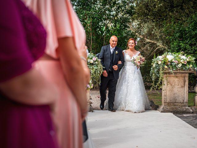 Il matrimonio di Federico e Michela a Roma, Roma 46