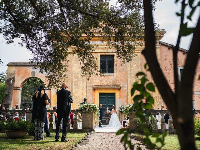 Il matrimonio di Federico e Michela a Roma, Roma 48