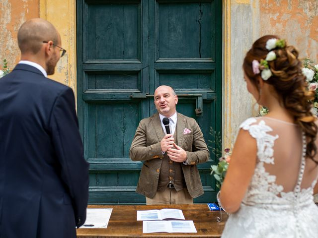 Il matrimonio di Federico e Michela a Roma, Roma 49