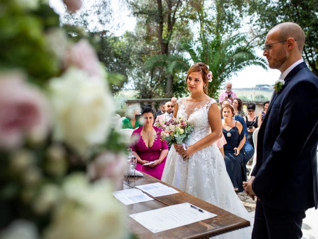 Il matrimonio di Federico e Michela a Roma, Roma 50