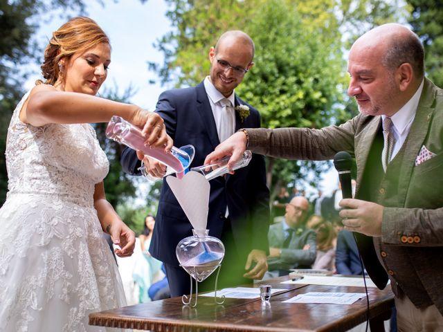 Il matrimonio di Federico e Michela a Roma, Roma 52