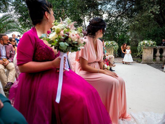Il matrimonio di Federico e Michela a Roma, Roma 56