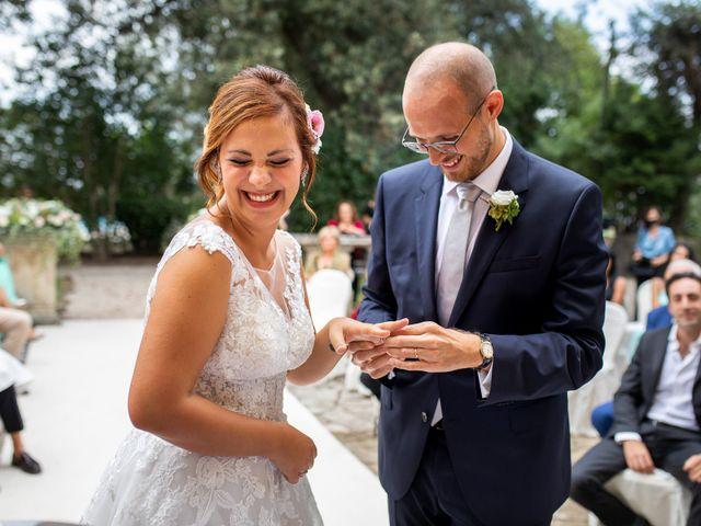 Il matrimonio di Federico e Michela a Roma, Roma 60