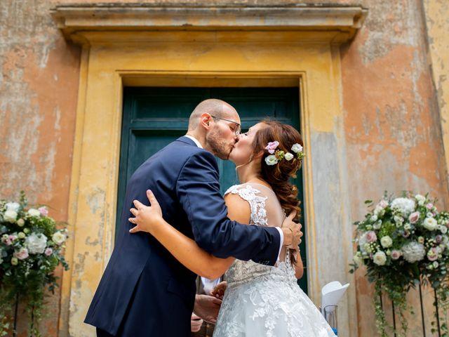 Il matrimonio di Federico e Michela a Roma, Roma 61
