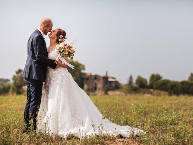 Il matrimonio di Federico e Michela a Roma, Roma 68