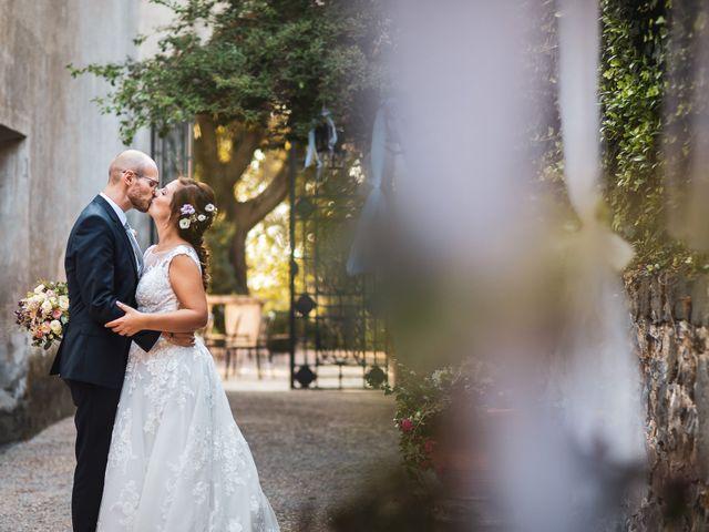 Il matrimonio di Federico e Michela a Roma, Roma 1