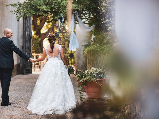 Il matrimonio di Federico e Michela a Roma, Roma 86