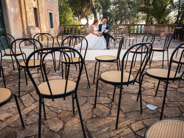 Il matrimonio di Federico e Michela a Roma, Roma 88