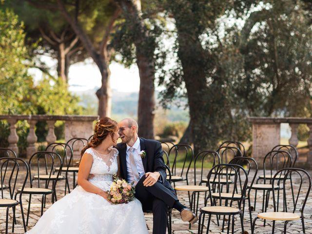 Il matrimonio di Federico e Michela a Roma, Roma 89
