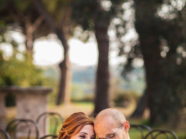 Il matrimonio di Federico e Michela a Roma, Roma 90