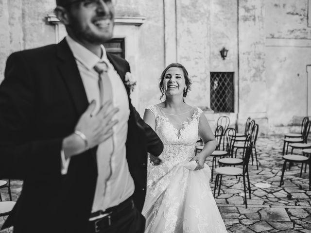 Il matrimonio di Federico e Michela a Roma, Roma 91
