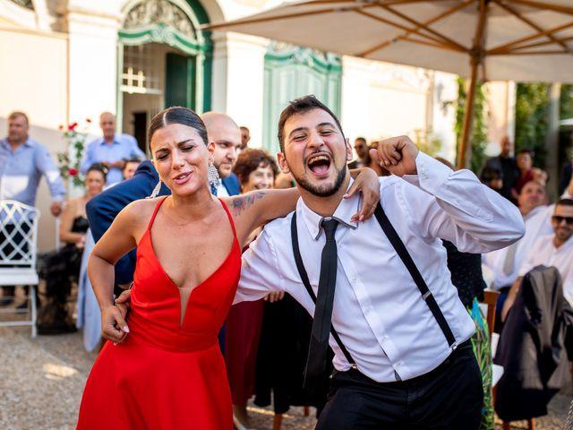 Il matrimonio di Federico e Michela a Roma, Roma 98
