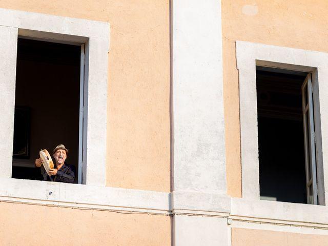 Il matrimonio di Federico e Michela a Roma, Roma 103