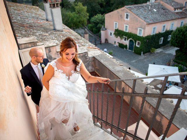 Il matrimonio di Federico e Michela a Roma, Roma 116