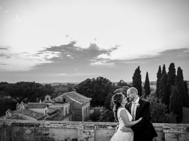 Il matrimonio di Federico e Michela a Roma, Roma 117