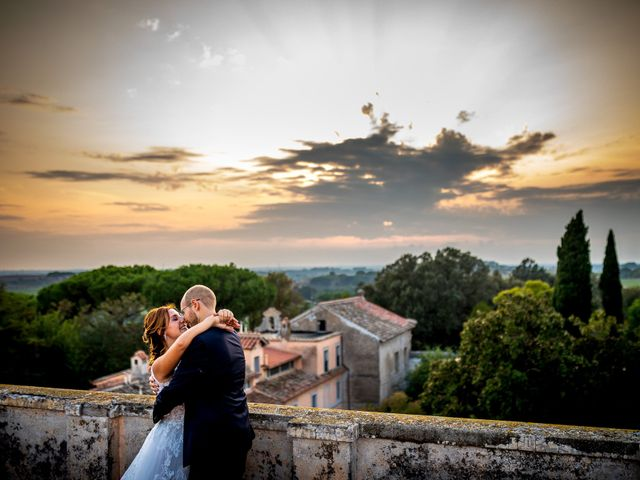 Il matrimonio di Federico e Michela a Roma, Roma 118