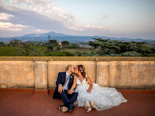 Il matrimonio di Federico e Michela a Roma, Roma 119