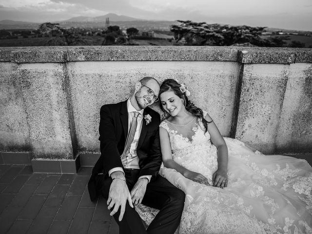 Il matrimonio di Federico e Michela a Roma, Roma 120
