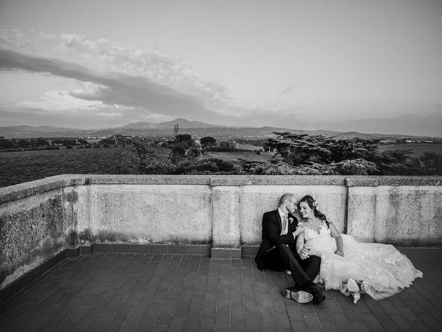 Il matrimonio di Federico e Michela a Roma, Roma 121