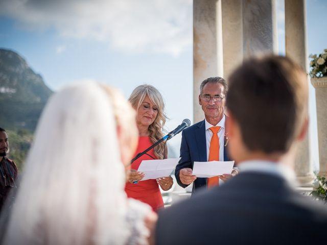 Il matrimonio di Bernat e Esther a Milano, Milano 84