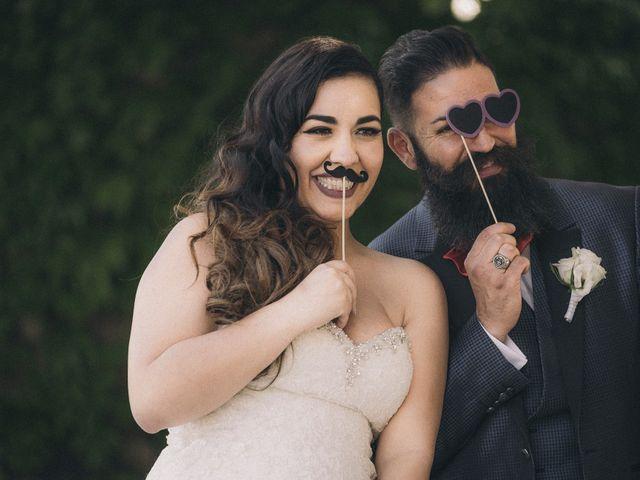 Le nozze di Fabiana e Daniele