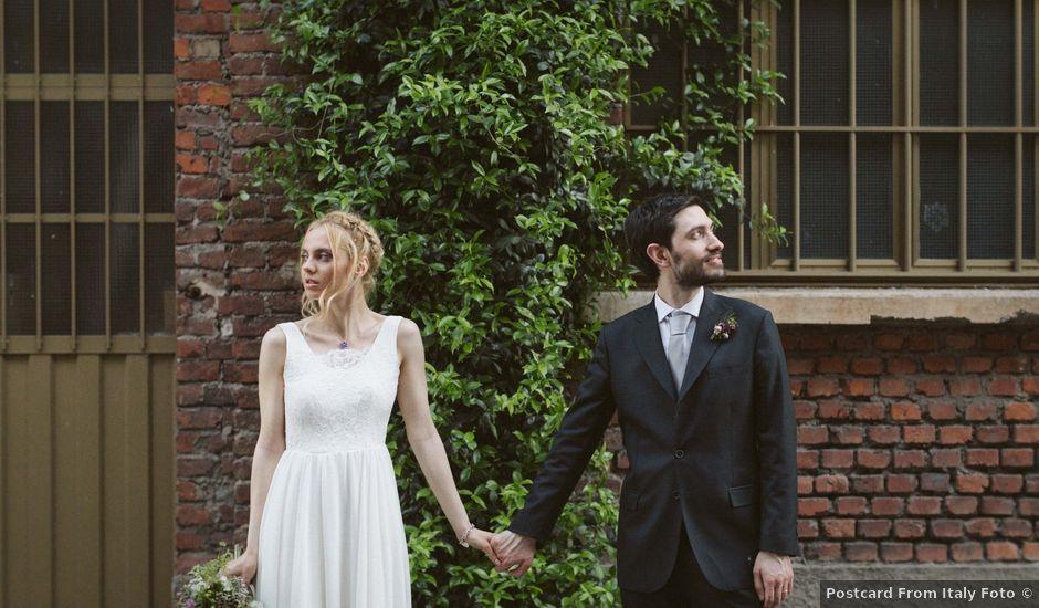 Il matrimonio di Luca e Marta a Milano, Milano