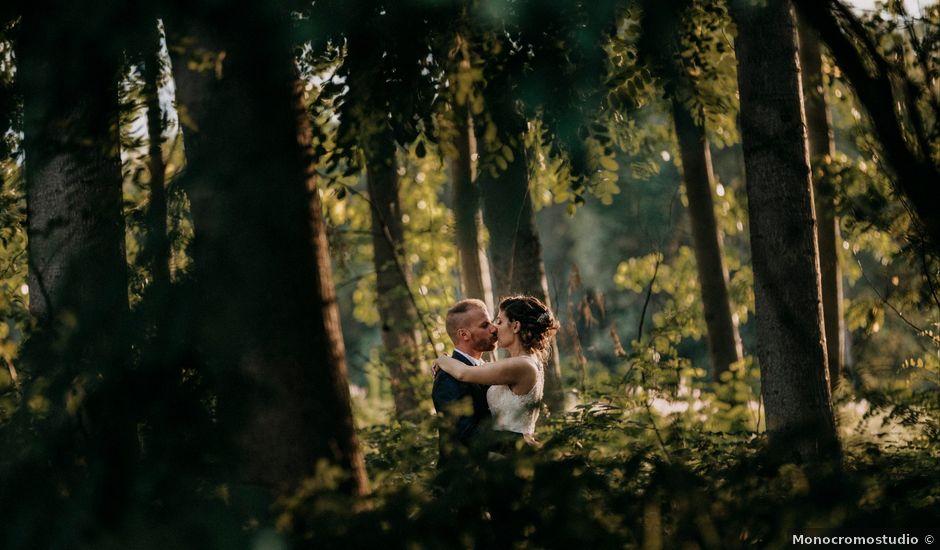 Il matrimonio di Andrea e Elena a Buriasco, Torino