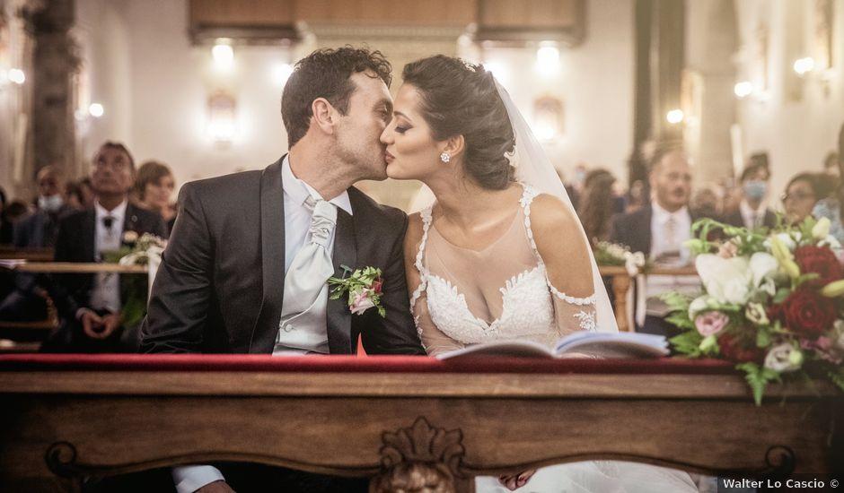 Il matrimonio di Iside e Salvatore a Piazza Armerina, Enna