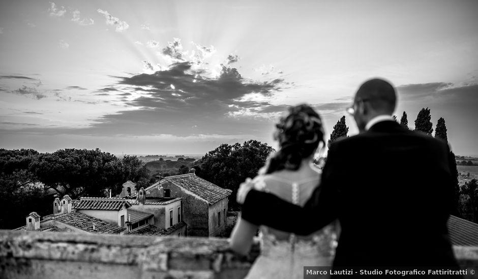 Il matrimonio di Federico e Michela a Roma, Roma