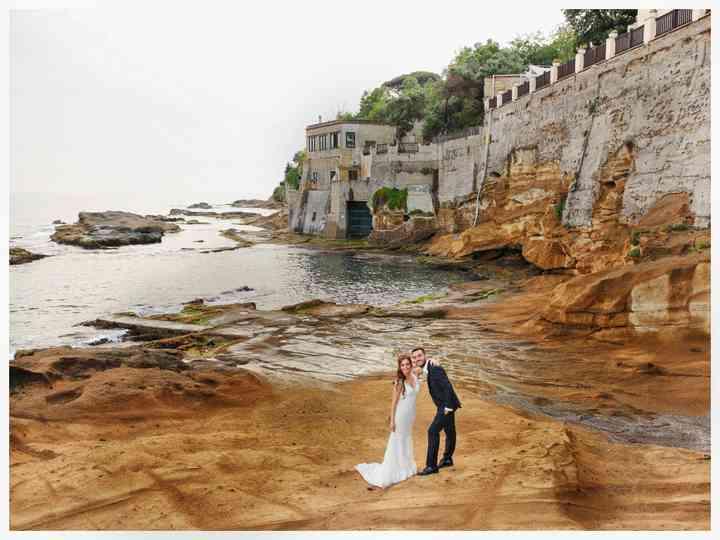 Le nozze di Tonia e Stefano