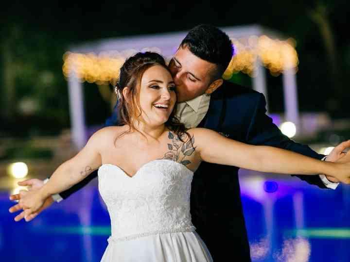 Le nozze di Antonio  e Debora