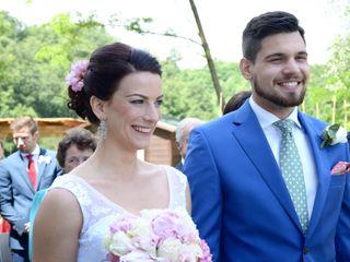 Le nozze di Marketa e Ondrej