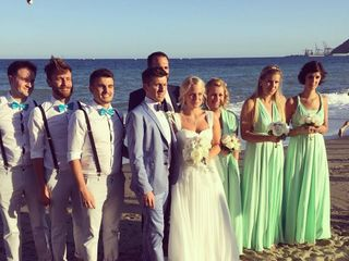 Le nozze di Marco e Yvonne 1