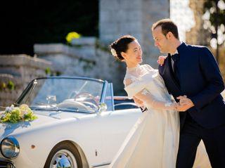 Le nozze di Ziwei e Giampietro