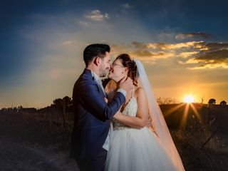 Le nozze di Salvatore e Marialucia